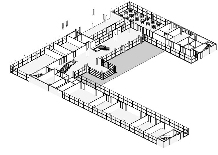 3D Isometric sectioning with Autodesk® Revit®