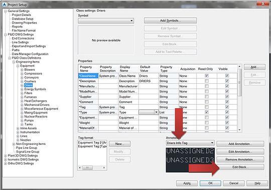AutoCAD® P&ID: Understanding Annotations