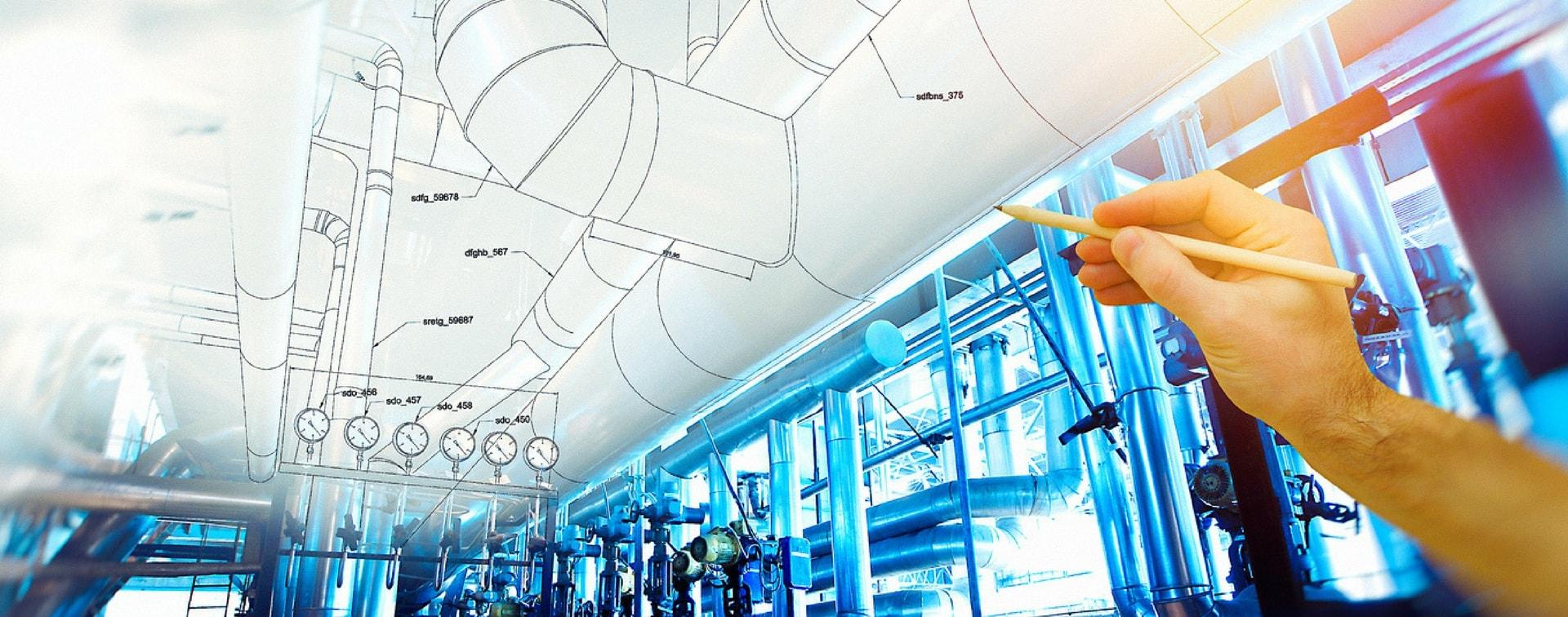 Blog Subpage 1 - manufacturing plant simulation...