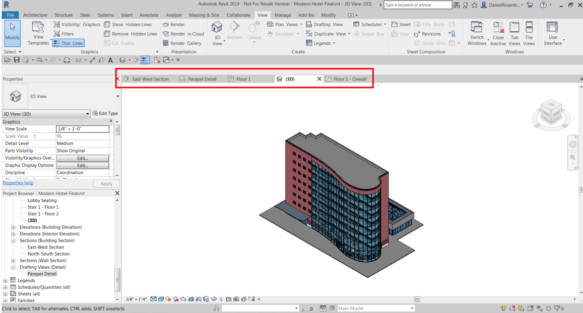 Top 5 New Features for Revit 2019